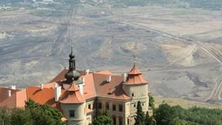 Těžba uhlí za územními limity by si vyžádala přes bilion korun, tvrdí studie