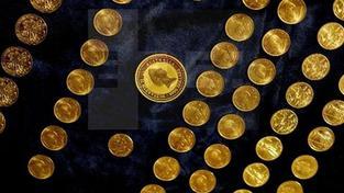 Miliardový poklad přistál ve Španělsku. Poklad z potopené lodi se vrátil domů