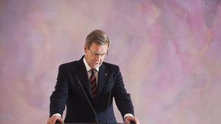 Německý exprezident Wulff si oddechl. Soud ho osvobodil