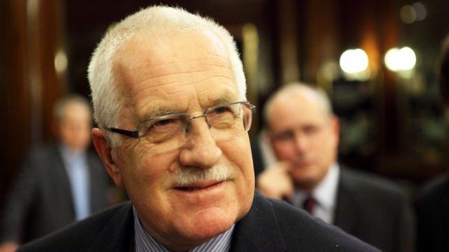 Klaus pozval do ČR prezidenty Slovenska, Chorvatska a Srbska