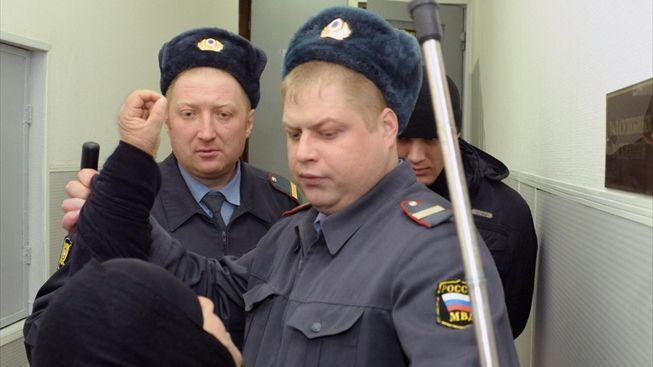 Ruské ozbrojené složky.