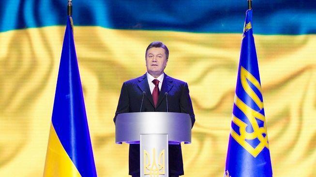 Ukrajinská opozice překřičela projev prezidenta Janukovyče