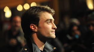 Čaroděj Radcliffe: Harryho Pottera jsem natáčel opilý