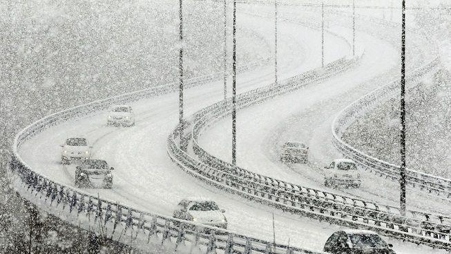 Sníh vyvolal chaos v Itálii. Lidé se zlobí na úřady