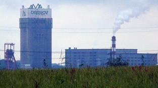 Výbuch uhelného prachu na Karvinsku poškodil mlýn v Dětmarovicích