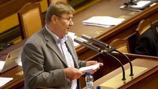 Grebeníček se přidal k Hájkovi: Havel byl to politický rasista