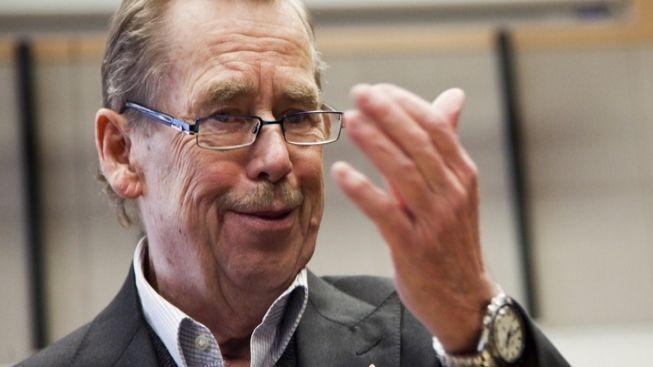 Václav Havel se smaží v pekle, řekl poslanec Foldyna. A vysvětlil proč