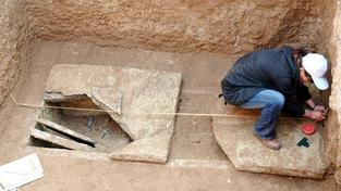 Archeologové z Plzně objevili dosud neznámé zaniklé město v Iráku