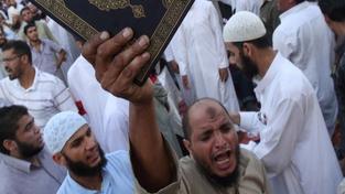 Soud zrušil obžalobu trojice muslimů z chystané vraždy karikaturisty