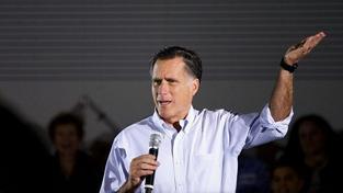 """Mitt Romney byl oficiálně nominován do voleb, na Rona Paula se """"zapomnělo"""""""