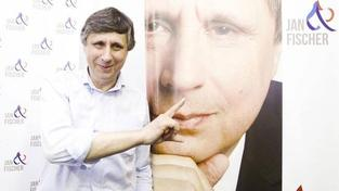 Fischer získal 50.000 podpisů k prezidentské kandidatuře