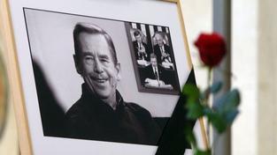 Na Havlův pohřeb přiletí ze zahraničí 27 speciálů