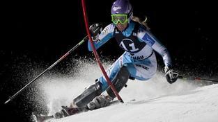 Záhrobská ani ve Flachau nedokončila první kolo slalomu