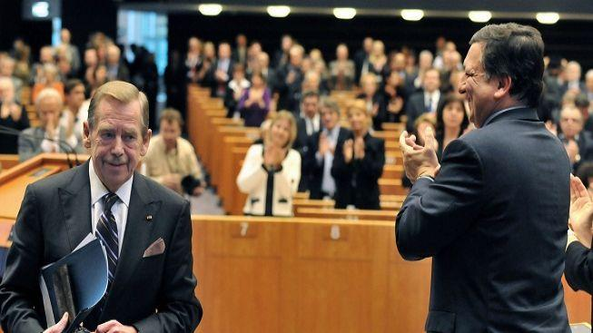 Evropská unie uctí Havla minutou ticha