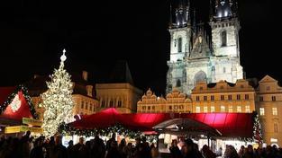 K nejpopulárnějším cílům Rusů patří v závěru roku Praha