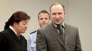 Breivik podle soudu netrpí psychózou, ale poruchou osobnosti