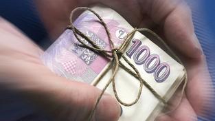 Ministerstva navzdory škrtům vyplatí odměny za 200 milionů