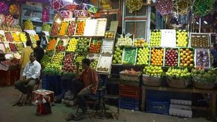 Indie: Jídla máme dostatek, jen ho včas dovézt...