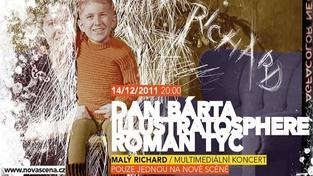 Malý Richard – multimediální koncert a příběh z kontejneru
