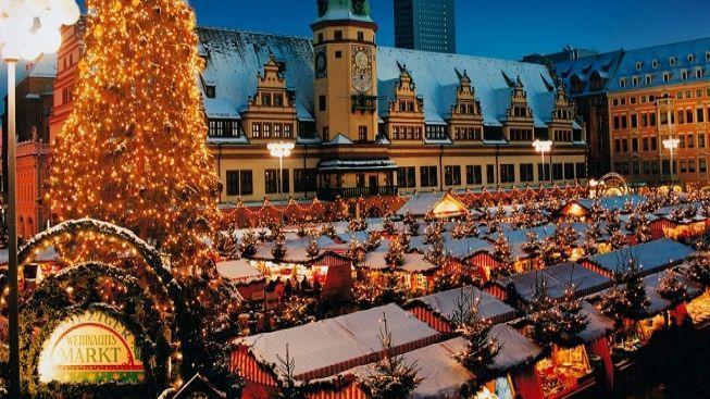 Za vánoční atmosférou do německých velkoměst