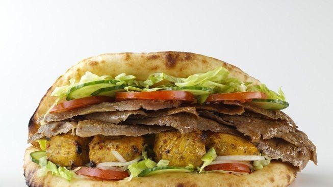 Za rodiště oblíbeného döner kebabu je považován Berlín. Ale...