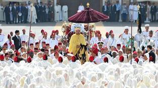 Ne! Maročané už se nechtějí klanět králi, ten je nechal brutálně rozehnat
