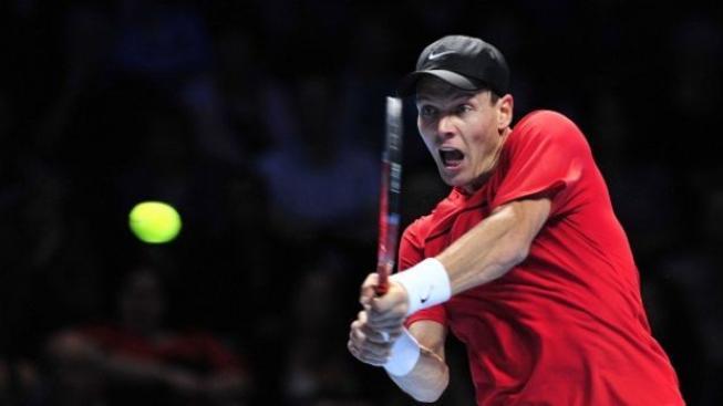 Berdych zůstal v tenisovém žebříčku sedmý, suverénem Djokovič