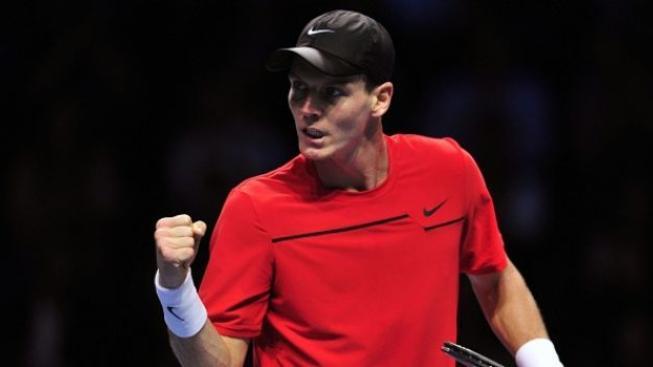 Dokázal to! Berdych v dramatické bitvě udolal Ferrera a pokračuje v turnaji!