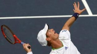 Murray prohrál s Ferrerem a zvažuje odstoupení z Turnaje mistrů