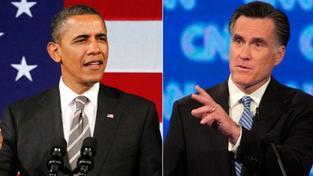 Obama versus Romney: Šance jsou vyrovnané