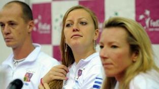 Kvitová získala Srdce Fed Cupu pro nejoddanější týmovou hráčku