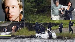 Fanatik Breivik zabil před rokem 77 lidí
