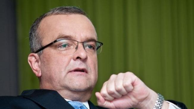 Referendum o euru? Dětinské, reaguje Kalousek