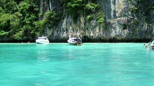 Thajsko.