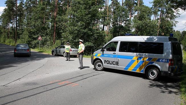 Policie u nálezu