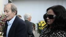 Vdova po Brzobohatém vyznamenání prezidenta veřejně odmítá