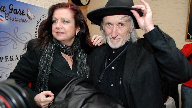 Deana Jakubisková a manželem Jurajem.