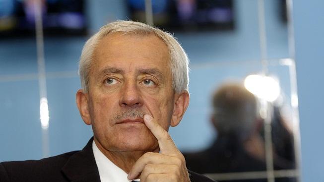Ministr Leoš Heger.