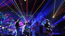 Coldplay předvedli show 21. století