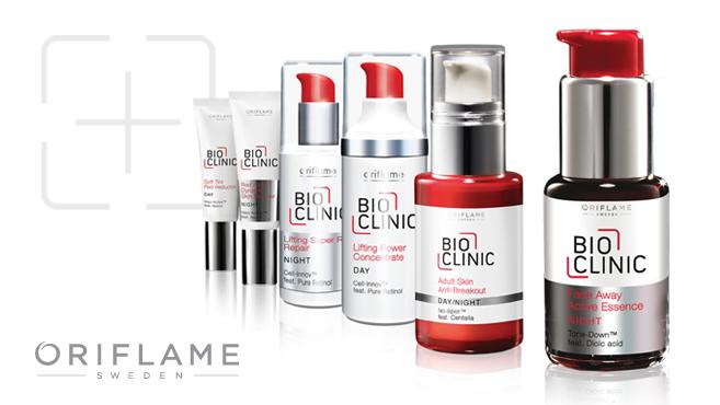 Na problémy s pletí kosmeceutická bioklinika do kabelky