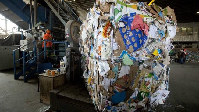 Recyklace (ilustrační fotografie)