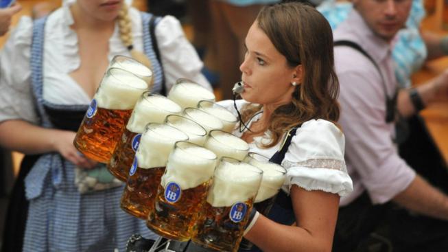 Oktoberfest 2012.