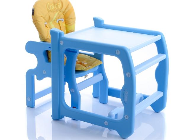 Multifunkční židlička, kterou oceníte společně s dětmi