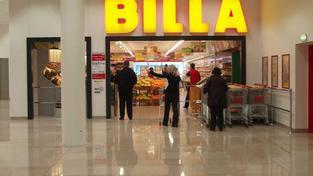 Supermarket Billa