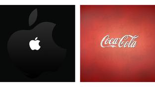Apple, Coca-Cola