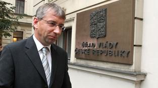 Ministr Jaromír Drábek