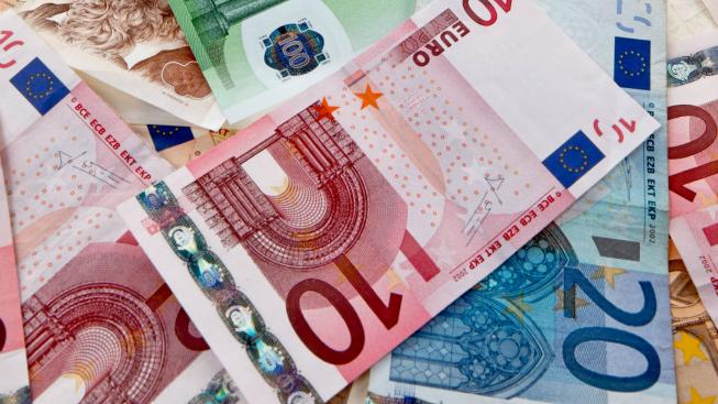 Eura a Koruna
