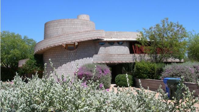 Dům od Franka L. Wrighta