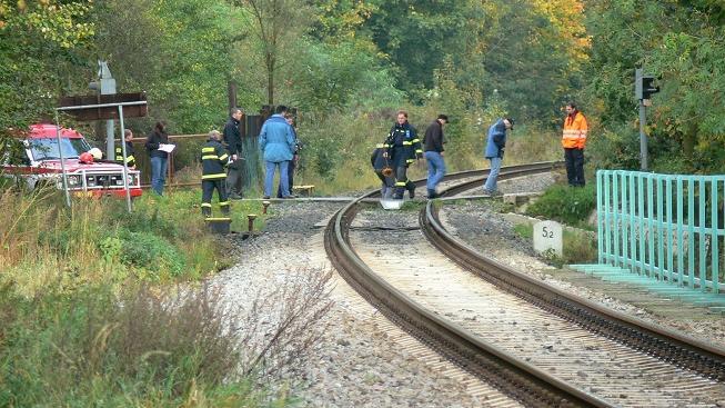 Neštěstí na trati