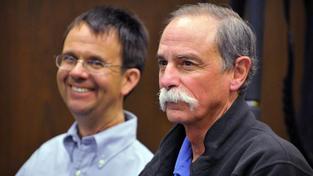 Výherci Nobelovy ceny za chemii 2012.